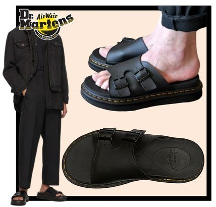 Dr Martens Street Style Shower Shoes Sports Sandals