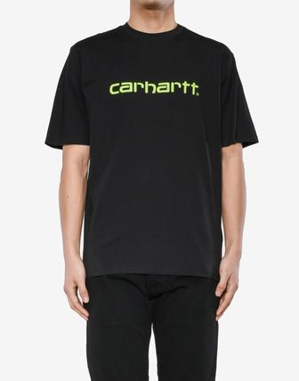 Carhartt More T-Shirts Unisex Street Style Cotton Short Sleeves T-Shirts 3
