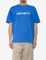 Carhartt More T-Shirts Unisex Street Style Cotton Short Sleeves T-Shirts 19