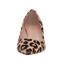 kate spade new york Leopard Patterns Suede Party Style Office Style