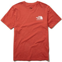 THE NORTH FACE Unisex Street Style Outdoor T-Shirts
