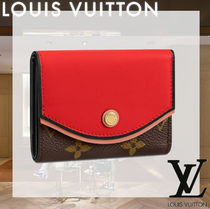 Louis Vuitton TUILERIES Monogram Leather Small Wallet Logo Accessories