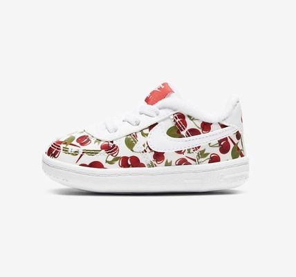 Nike Street Style Icy Color Baby Girl Shoes
