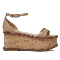 GABRIELA HEARST Platform Leather Platform & Wedge Sandals