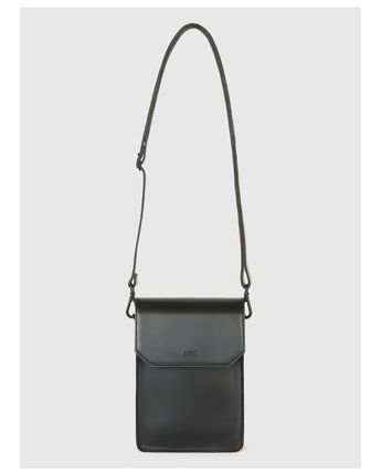 MONSTER REPUBLIC Totes Unisex Street Style Collaboration Plain Totes 3
