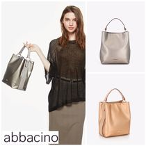Abbacino 2WAY Party Style Office Style Elegant Style Formal Style