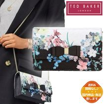 TED BAKER Flower Patterns 2WAY Chain Party Style Elegant Style
