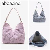 Abbacino Casual Style Leather Office Style Elegant Style
