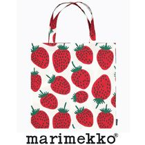 marimekko Tropical Patterns Casual Style Unisex A4 Office Style
