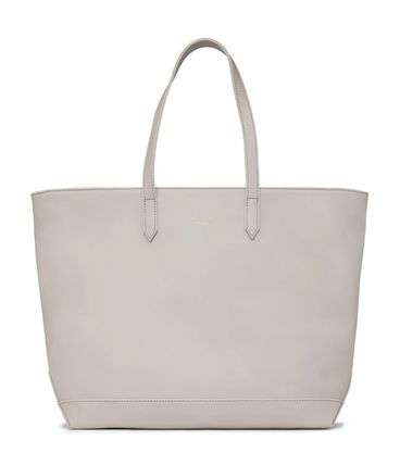 A4 Plain Office Style Elegant Style Totes