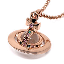Vivienne Westwood Casual Style Street Style Party Style Brass Office Style