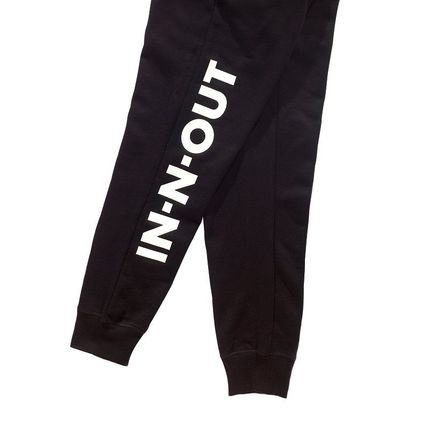 Sweat Street Style Logo Joggers & Sweatpants