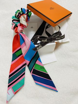 HERMES Birkin Unisex Collaboration Hair Accessories