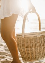 The Beach People Straw Bags