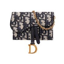Christian Dior DIOR OBLIQUE Casual Style Canvas 3WAY Party Style Elegant Style Crossbody