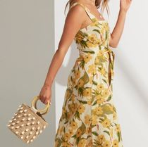 L Space Street Style Straw Bags