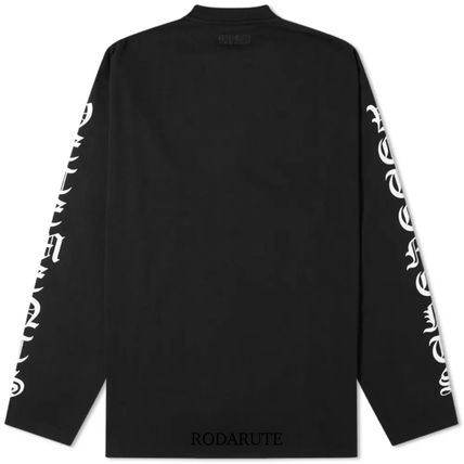 VETEMENTS More T-Shirts Street Style Logo T-Shirts 8