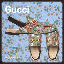 GUCCI Princetown Collaboration Kids Girl Shoes