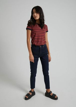 AFENDS Street Style Cotton Skinny Jeans