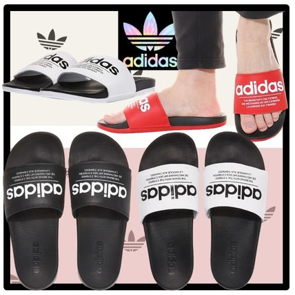 adidas 2020 SS Unisex Street Style Shower Shoes Sports Sandals