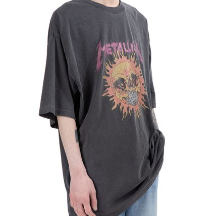 Raucohouse More T-Shirts Unisex Street Style T-Shirts 4