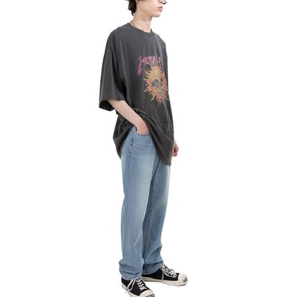 Raucohouse More T-Shirts Unisex Street Style T-Shirts 5