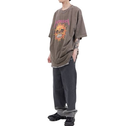 Raucohouse More T-Shirts Unisex Street Style T-Shirts 9