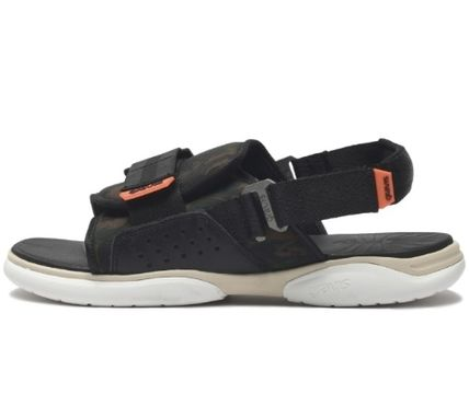 Camouflage Casual Style Unisex Sandals Sandal
