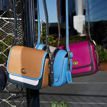 Coach Casual Style Leather Party Style Office Style Elegant Style