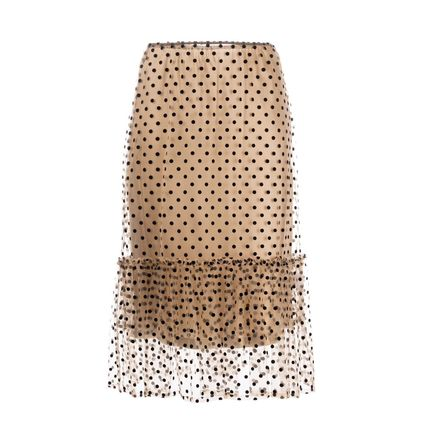 Dots Casual Style Cotton Medium Party Style Elegant Style