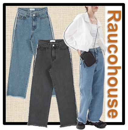 Raucohouse Street Style Jeans