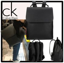 Calvin Klein Casual Style Street Style Backpacks