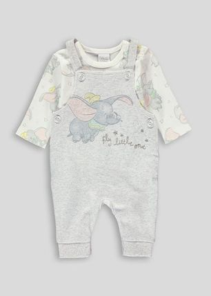 Unisex Collaboration Co-ord Baby Girl Bottoms