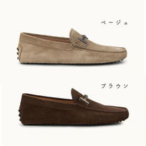 TOD'S Leather Oxfords