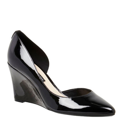 Nine West Plain Wedge Pumps & Mules