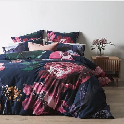 Flower Patterns Comforter Covers Co-ord Duvet Covers