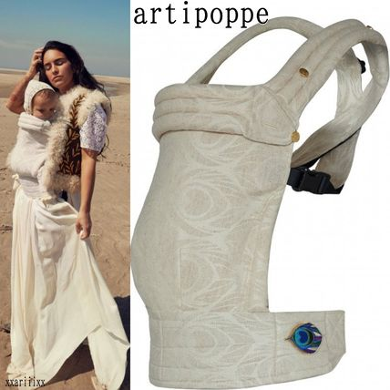 artipoppe Baby Slings & Accessories Unisex Blended Fabrics New Born 4 months