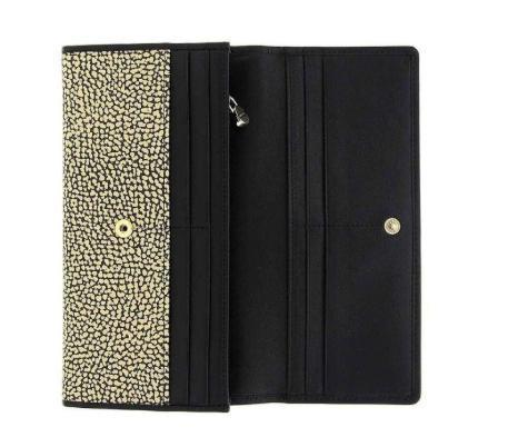 shop borbonese wallets & card holders