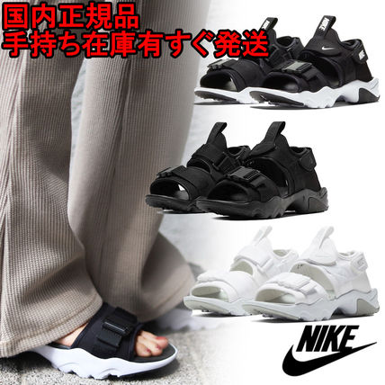 Nike Casual Style Plain Sandals