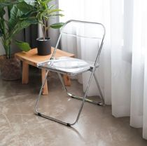 Clear Furniture Table & Chair