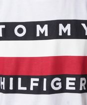 Tommy Hilfiger More T-Shirts Crew Neck Unisex Cotton Short Sleeves Logo T-Shirts 6