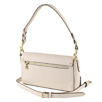 Coach 2WAY Leather PVC Clothing Crossbody Shoulder Bags