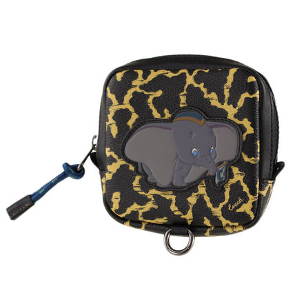 Coach Other Animal Patterns PVC Clothing Wallets & Card Holders