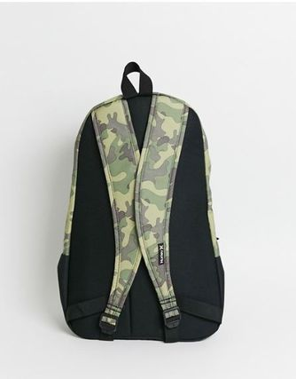 Camouflage A4 Backpacks