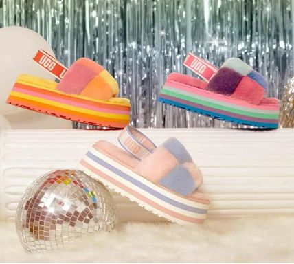 UGG Australia DISCO Disco Checker Slide