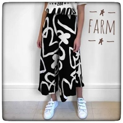 Printed Pants Heart Casual Style Medium Party Style