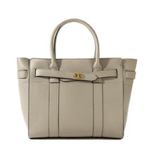 Mulberry Bayswater Casual Style 2WAY Plain Leather Party Style Office Style