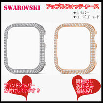SWAROVSKI Casual Style Unisex Party Style Jewelry Watches With Jewels