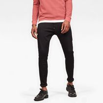 G-Star Street Style Plain Cotton Skinny Jeans