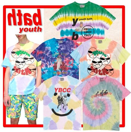 YOUTHBATH More T-Shirts Cotton Short Sleeves Oversized T-Shirts